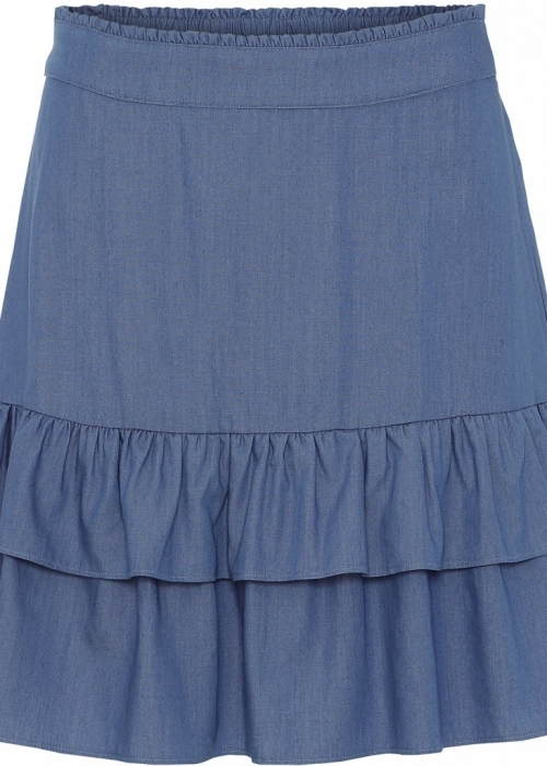 Continue Sally chambré skirt