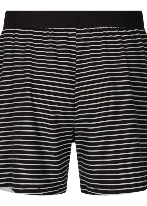 Alma shorts BLACK/WHITE