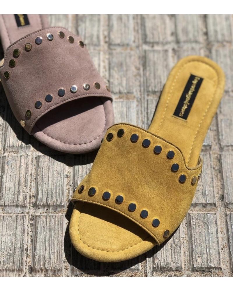 Copenhagen shoes Chirara YELLOW