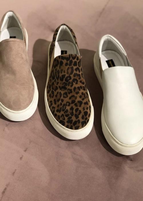 Copenhagen shoes Brave WHITE