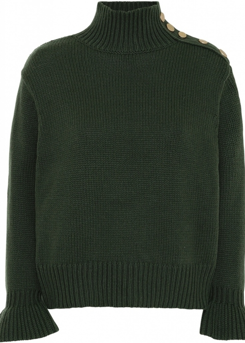 Madeleine knit ARMY