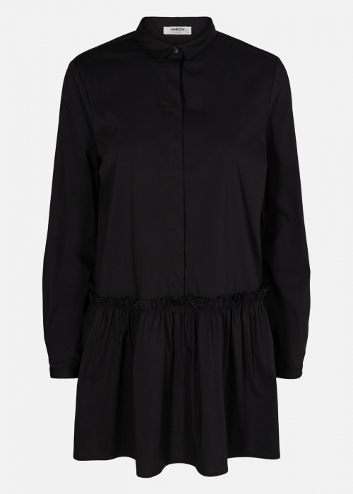 Ching ava shirt BLACK