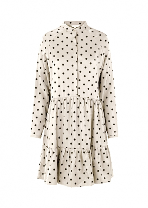 MbyM Marra dress, CREME DOT