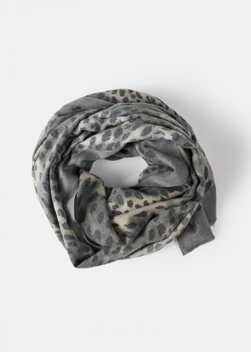 Caron scarf GREY