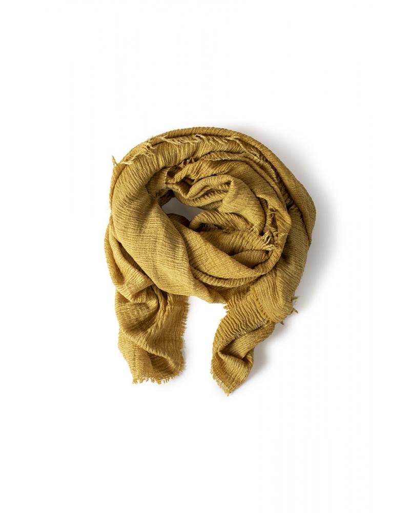 Sada scarf MUSTARD