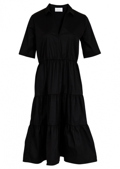 Neo Noir Jinna dress BLACK