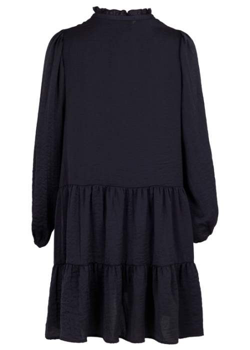 Neo Noir Federica soft dress DARK BLUE