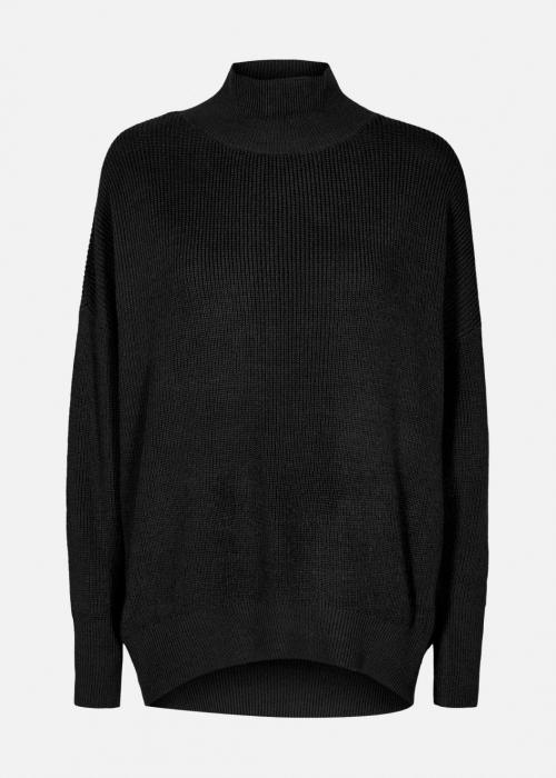 Dalina LS pullover BLACK