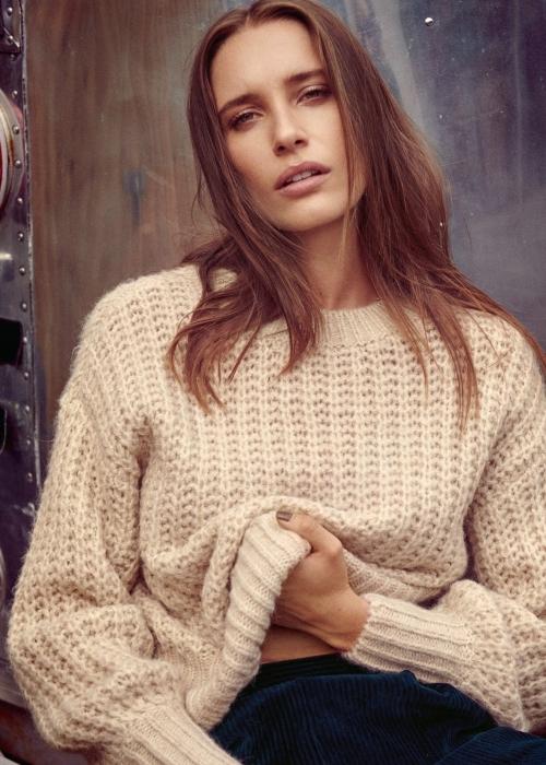 Heidi pullover OATMEAL