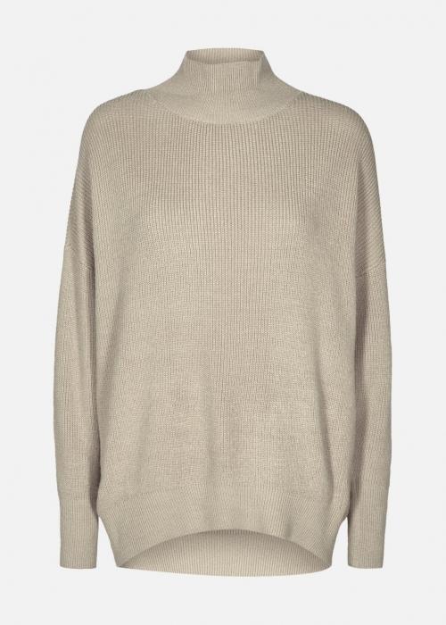 Dalina LS pullover OATMEAL