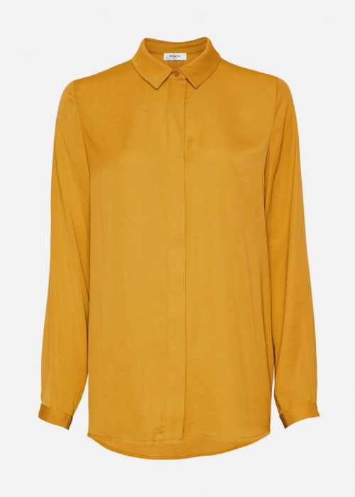 Blair seasonal polysilk shirt YELLOW