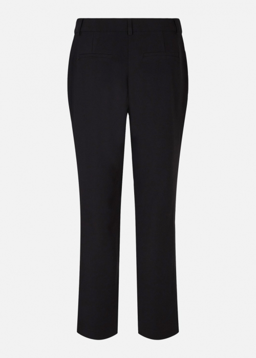 Moss Copenhagen Zorba Joe Pants BLACK