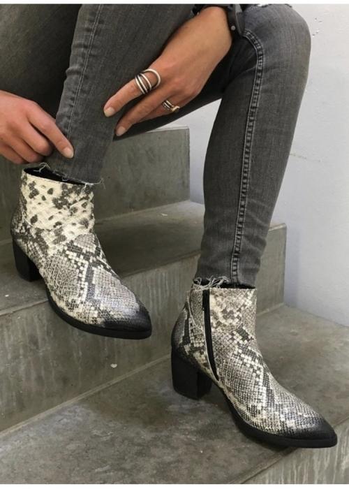 Copenhagen shoes Miley BEIGE SNAKE