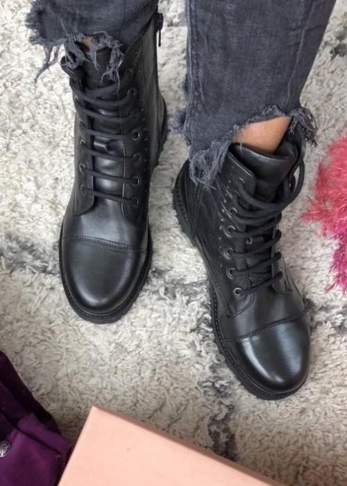 Copenhagen shoes Michelle BLACK