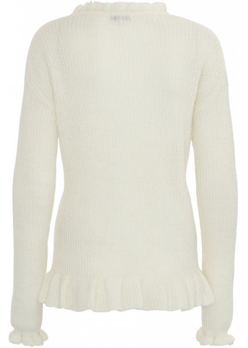 Vera knit OFF WHITE