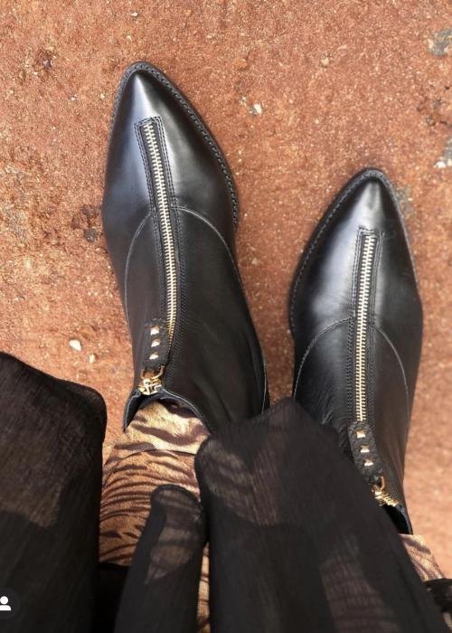 Copenhagen shoes Zoye BLACK