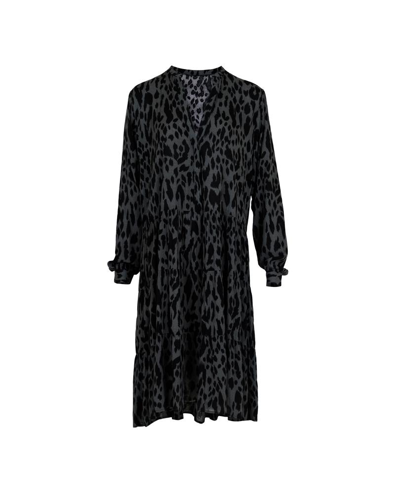 Raya Leo dress DARK GREY