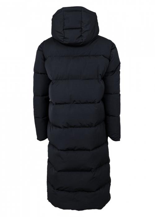 Dustin long jacket SORT