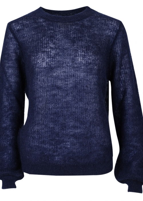 Neo Noir Tilda knit NAVY