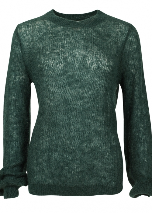 Neo Noir Tilda knit DARK ARMY