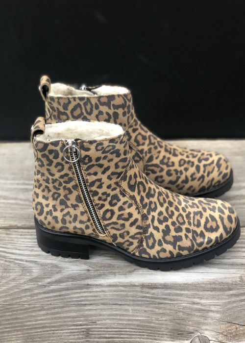 Copenhagen shoes Merle LEOPARD