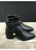 Copenhagen shoes Wham BLACK