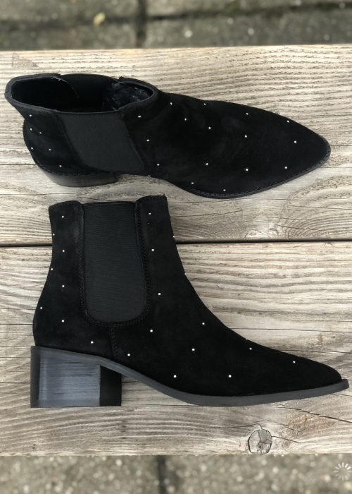Copenhagen shoes Haylie SUEDE BLACK