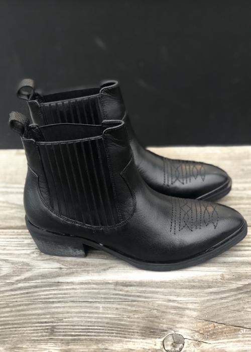 Copenhagen shoes Shirin BLACK