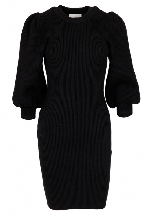 Neo Noir Nana knit dress