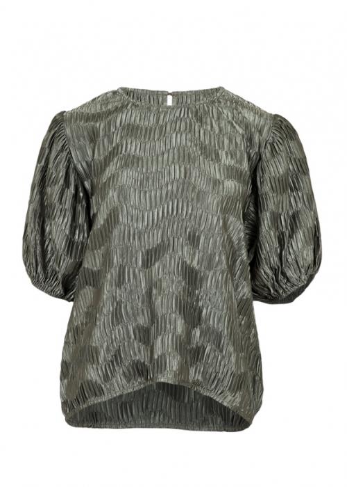 Neo Noir Trippa blouse ARMY