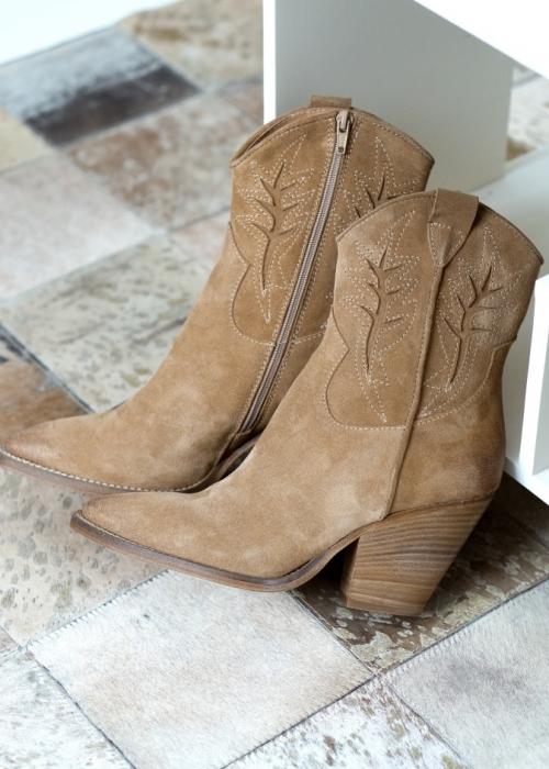 Bukela Amira boot SUEDE SAND
