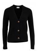Neo Noir Gran knit cardigan BLACK