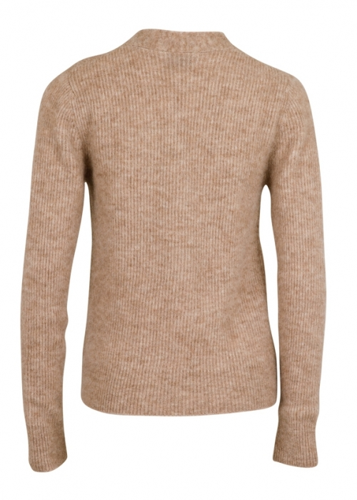 Neo Noir Gran knit cardigan BEIGE MELANGE