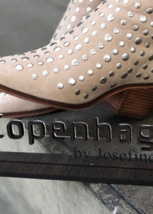 Copenhagen shoes Clarissa by Josefine Valentin (Preorder 6.
