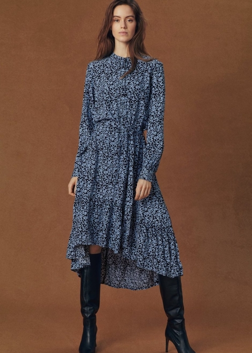 Celina morocco dress CELINA PRINT