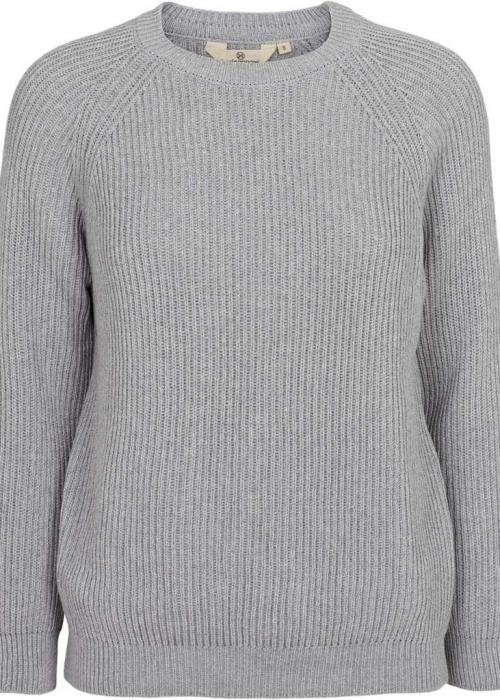 Nuria sweater LIGHT GREY MELANGE
