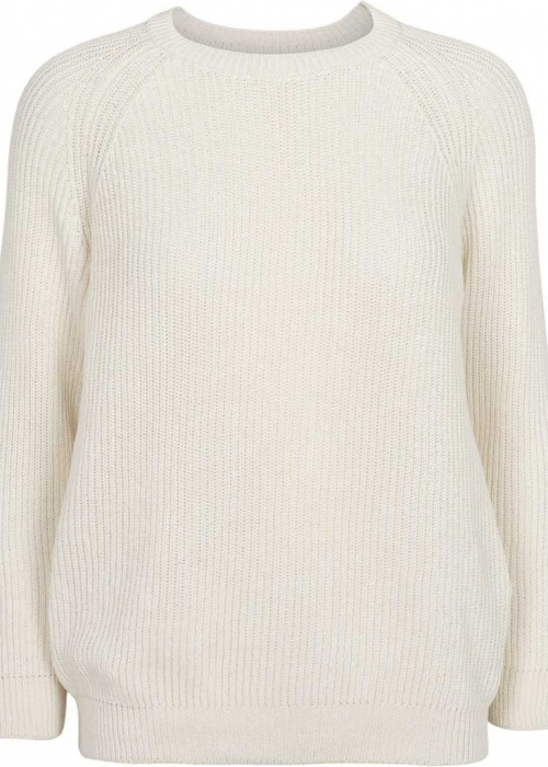 Nuria sweater NATURAL COTTON