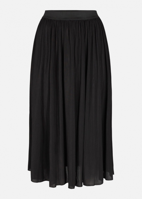 Lina Li skirt BLACK
