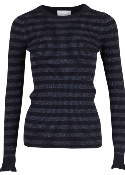 Nelle mix knit NAVY
