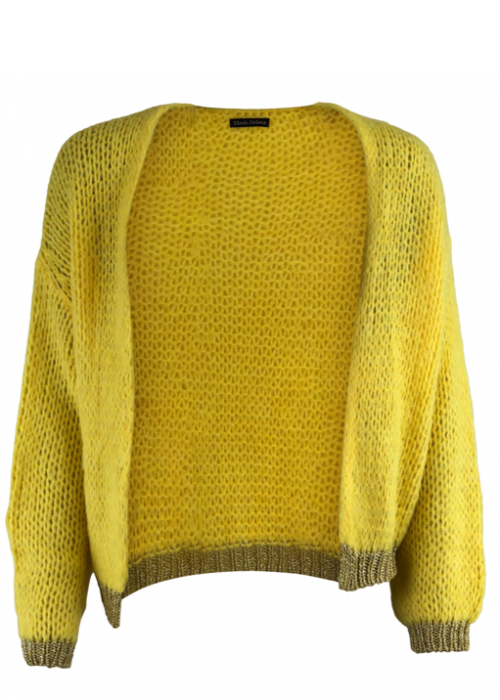 Nanna Cardigan YELLOW
