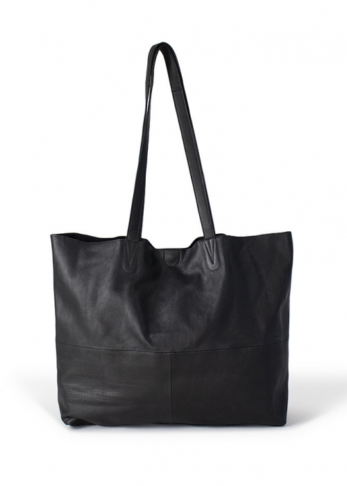 Marlo shopper BLACK
