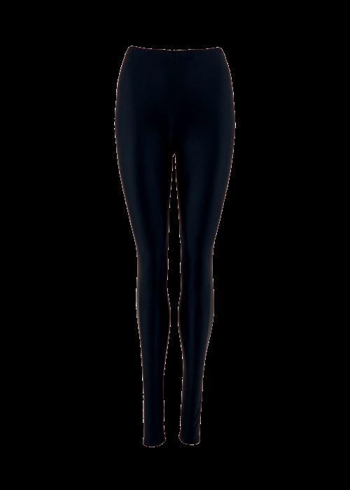 Gaya glossy Leggings BLACK