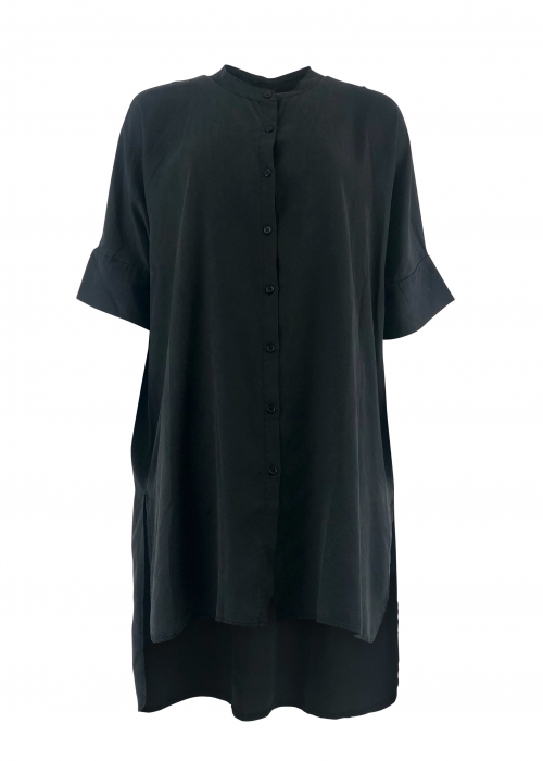 Isolde oversize shirt BLACK