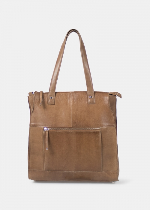 Bjorli shopper WALNUT