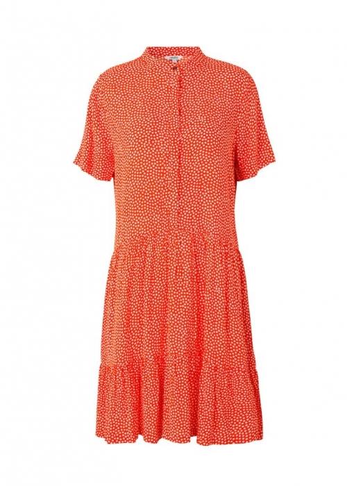 Lecia dress RED