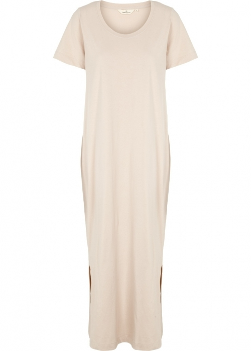 Rebecca dress organic SAND