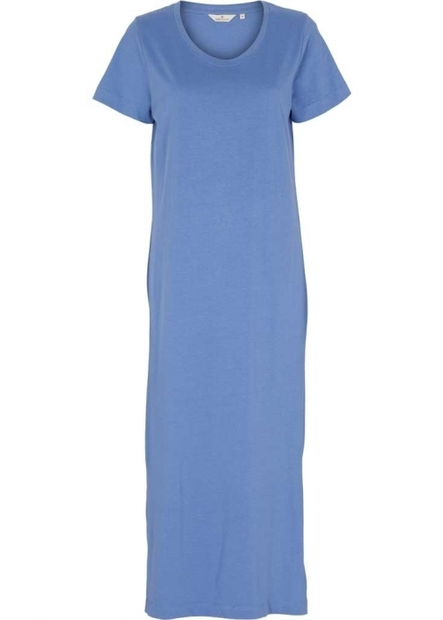 Rebecca dress organic BLUE HORIZON