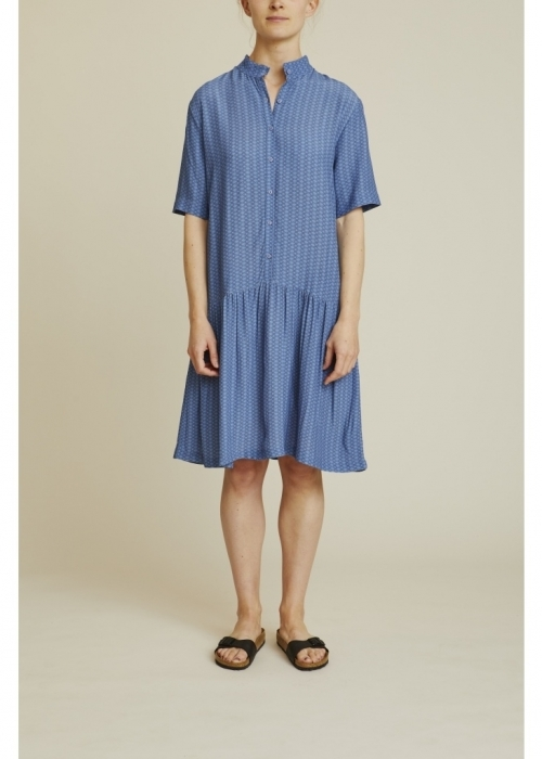 Elly dress BLUE HORIZON