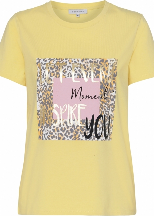 Bella t-shirt YELLOW