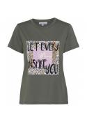 Bella t-shirt ARMY